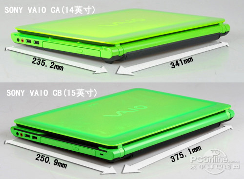 SONY VAIO CA/CB